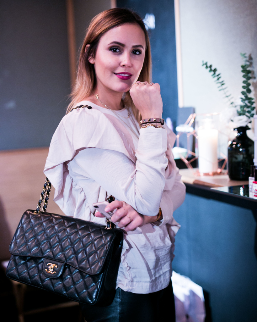 AmazonBeautySessions München Chanel Tasche