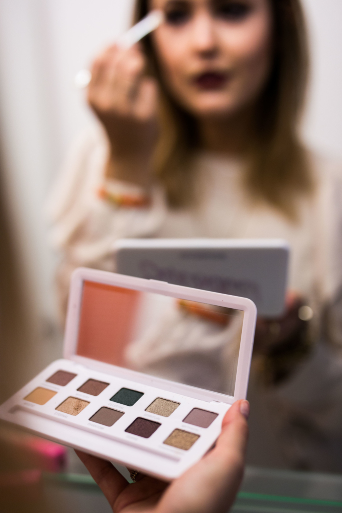 Supernatural, Eyeshadow Palette, Models Own AmazonBeautySessions München