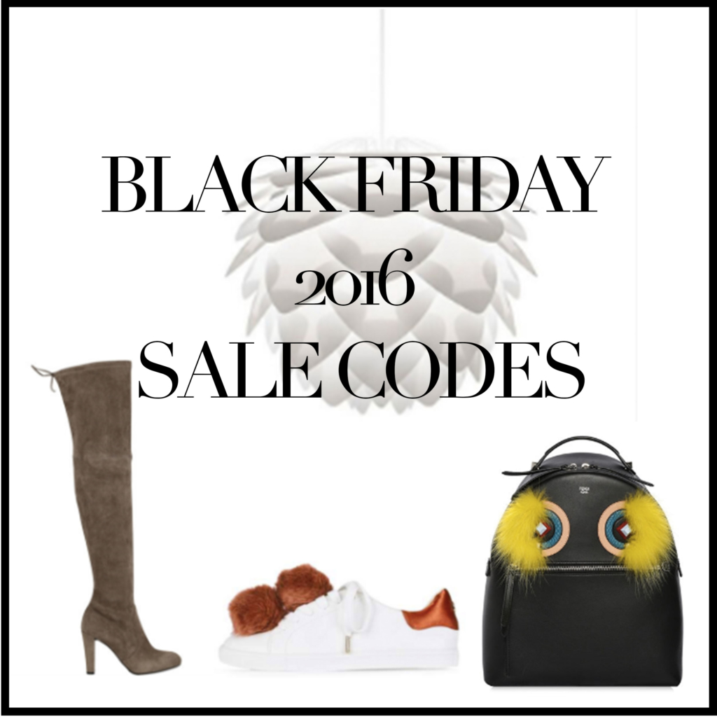 Black Friday Sale 2016 Codes, Black Friday Sales, Black Friday 2016, Black Friday Rabatt Codes, Black Friday 2016 Codes, Topshop, Zalando, Black Friday Zalando, Black Friday Code Asos, Black Friday Code Luisaviaroma, Black Friday Code Westwing