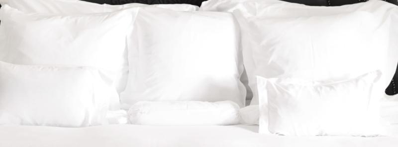 frische Bettwäsche