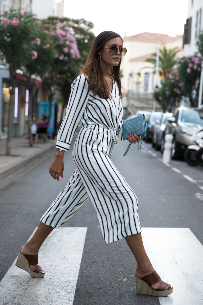 streetstyle model shooting, zebra crossing blogger, ootd, casual summer outfit
