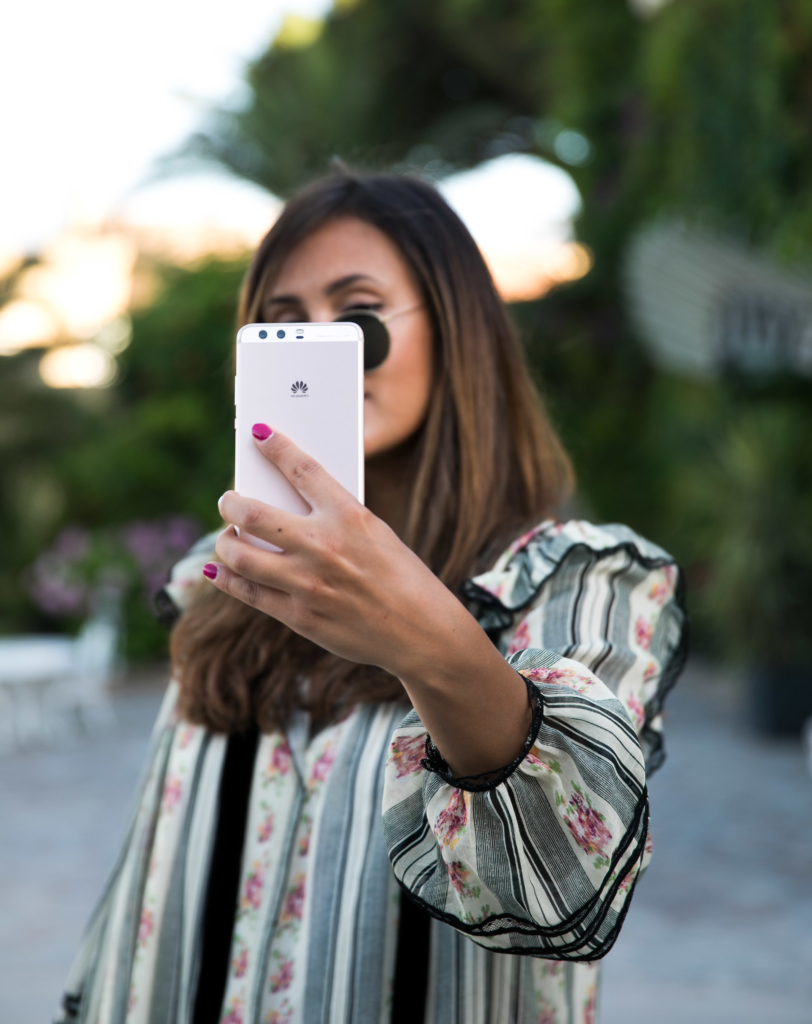 Huawei P10 Plus Selfietipps, bessere Handyfotos