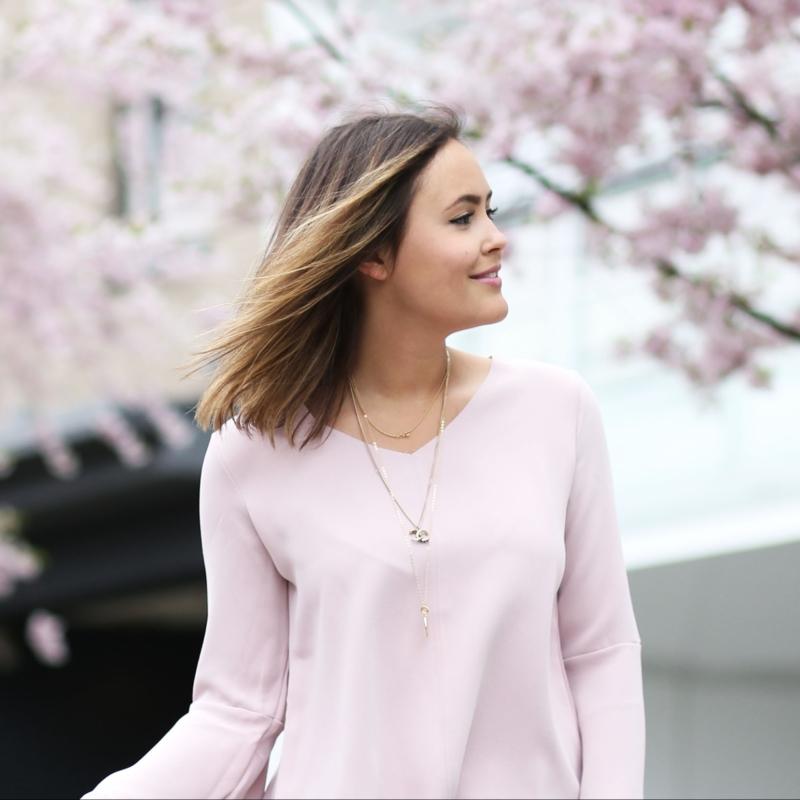 rosa pullover