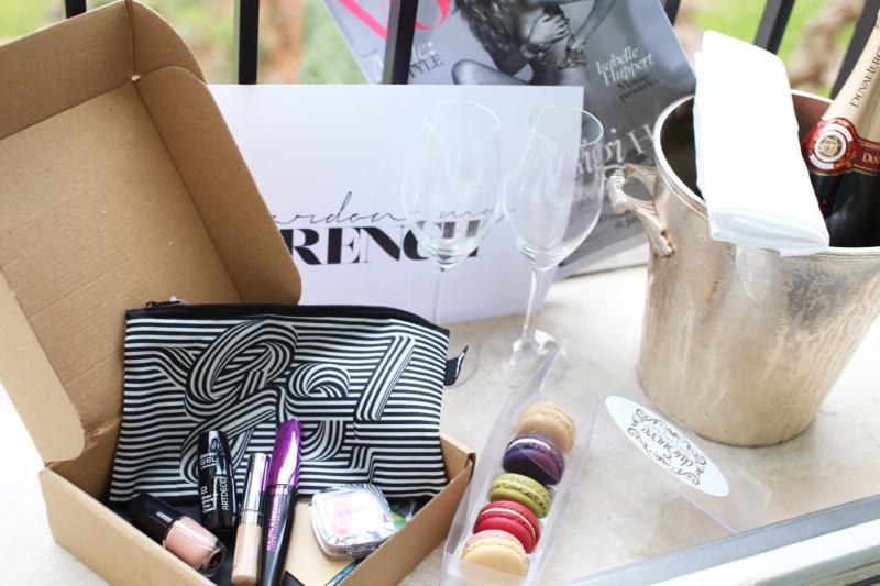 bloggerbox makeup