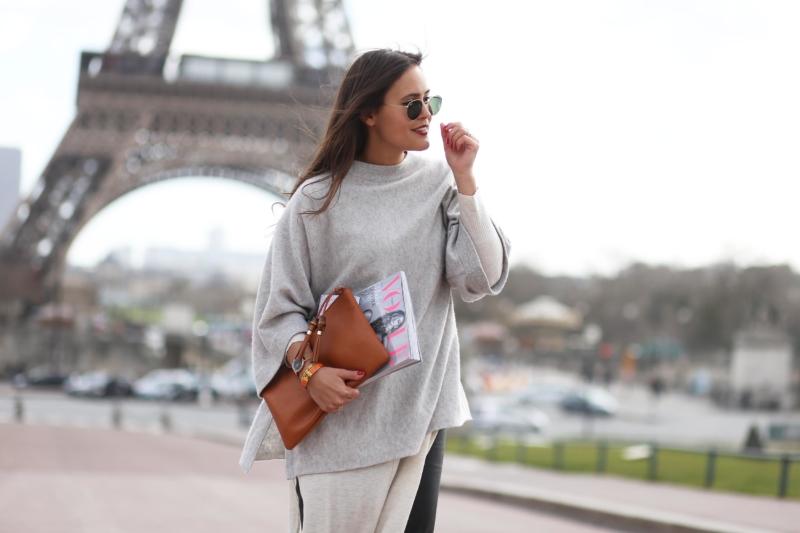 Knitted Longshirt: Zara