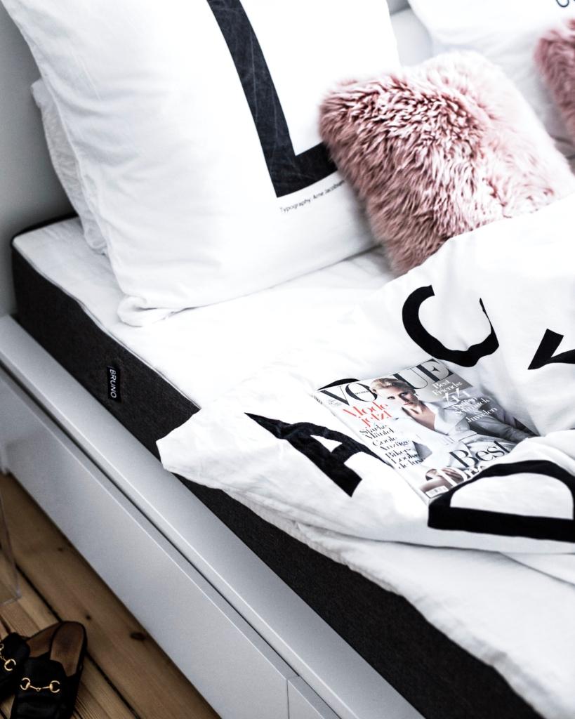 Dekoration - Kissen, Bett, Matraze, Vouge, Schuhe