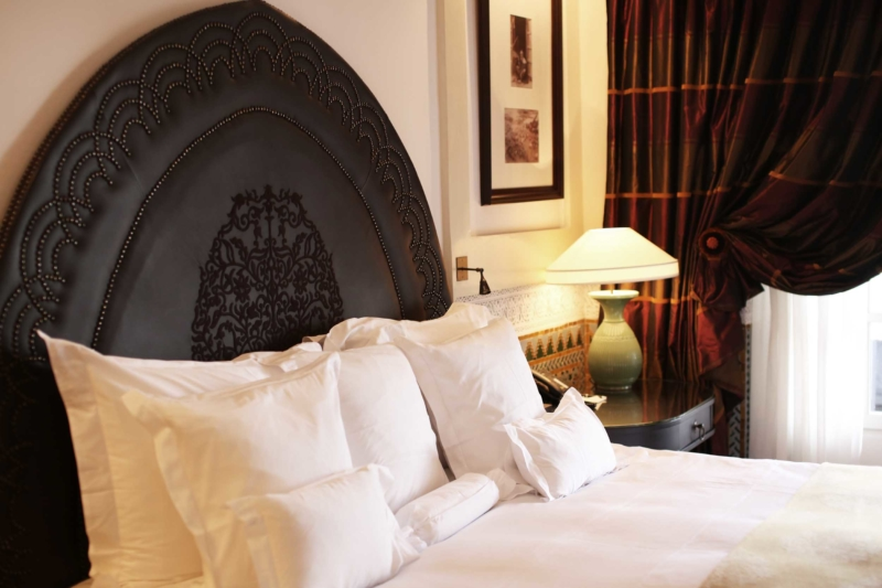 KING SIZE BETTEN HOTEL LA MAMOUNIA