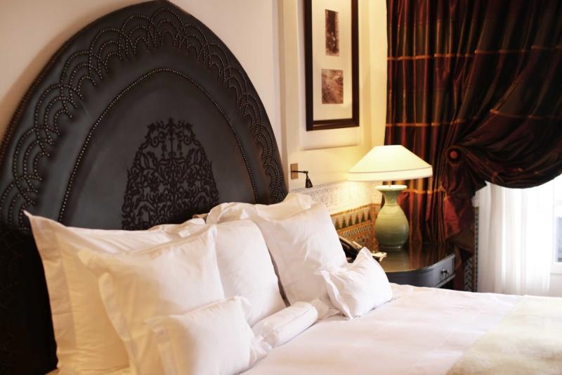 KING SIZE BETTEN HOTEL LA MAMOUNIA