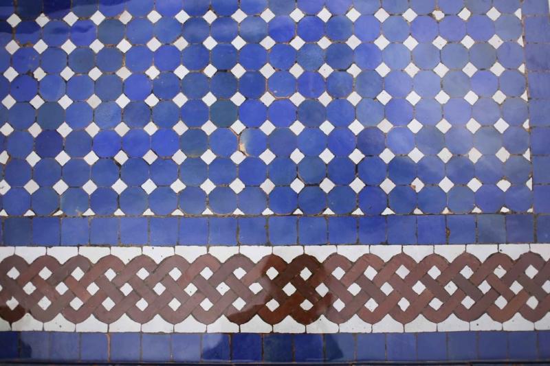 orientalisches Mosaik