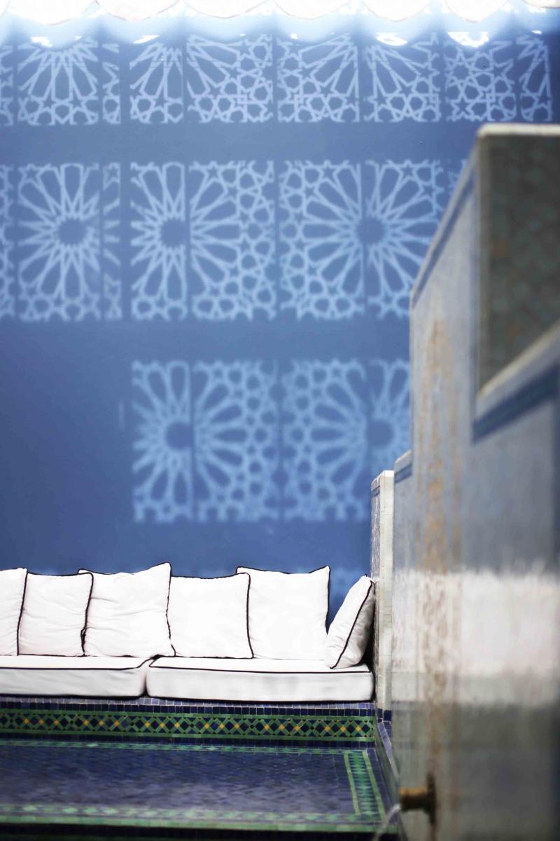 Arabische Wandgestaltung