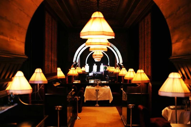 Restaurant Hotel la Mamounia