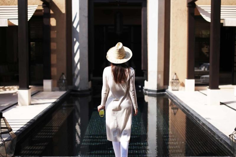 mandarin oriental hotelpool
