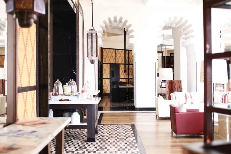 mandarin oriental hotel Innendekoration
