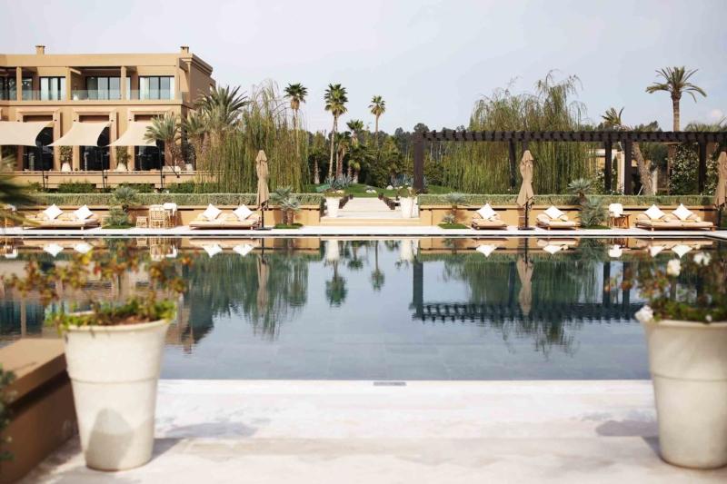 mandarin oriental hotel outdoor