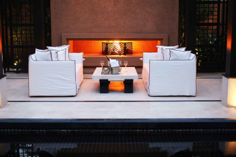 mandarin oriental hotel kaminzimmer