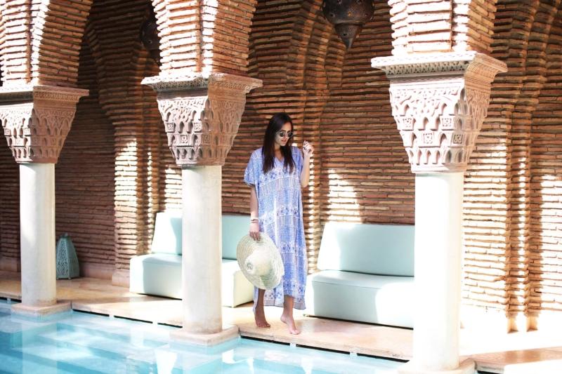 marrakech langes kleid