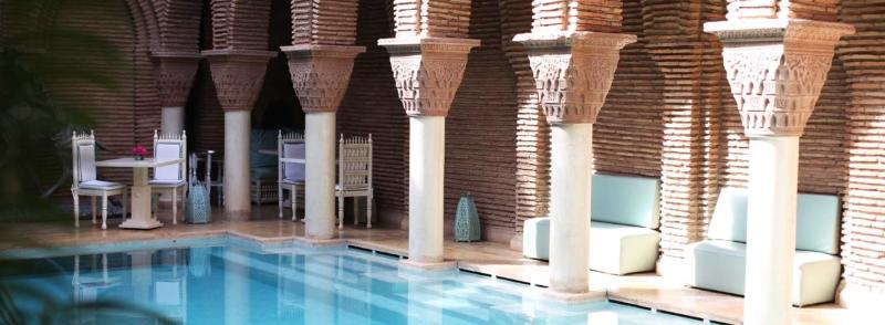 pool marrakech